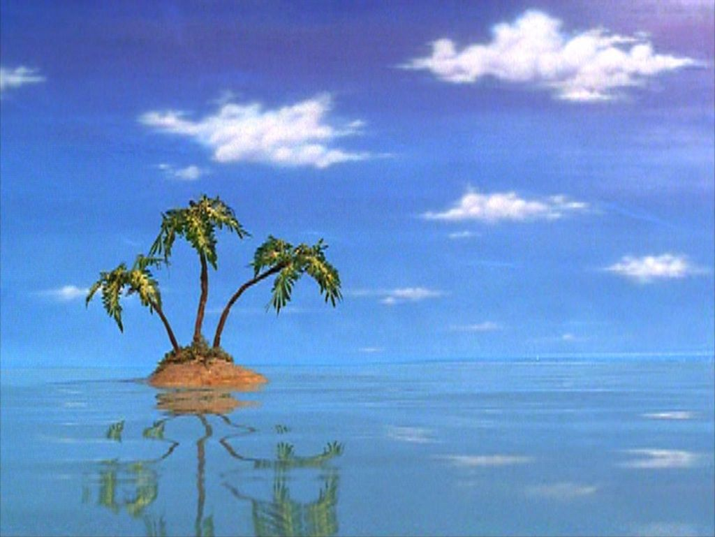 Bikini Bottom | A screenshot of the opening credits for the … | Flickr