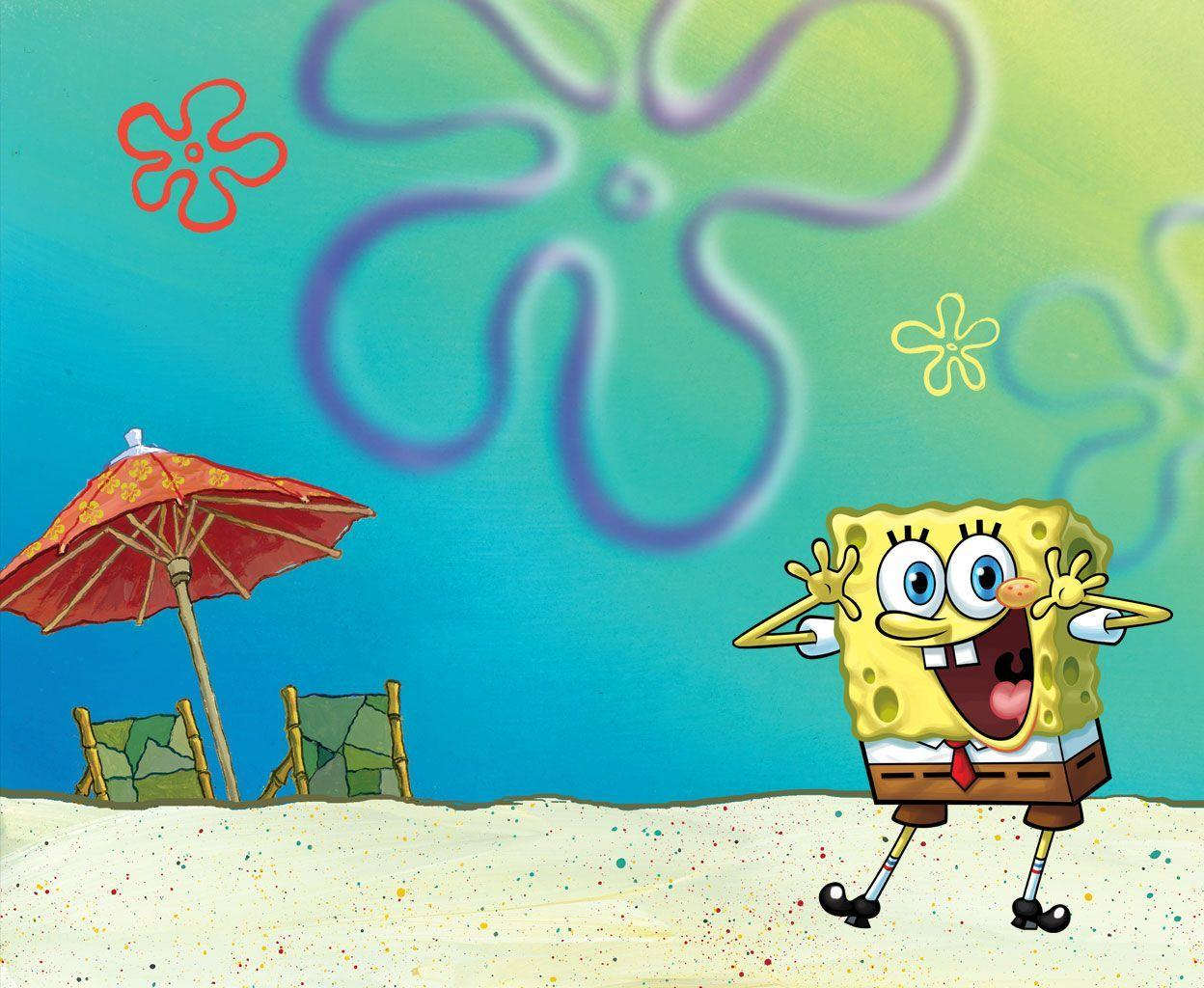 Images For > Background Powerpoint Spongebob