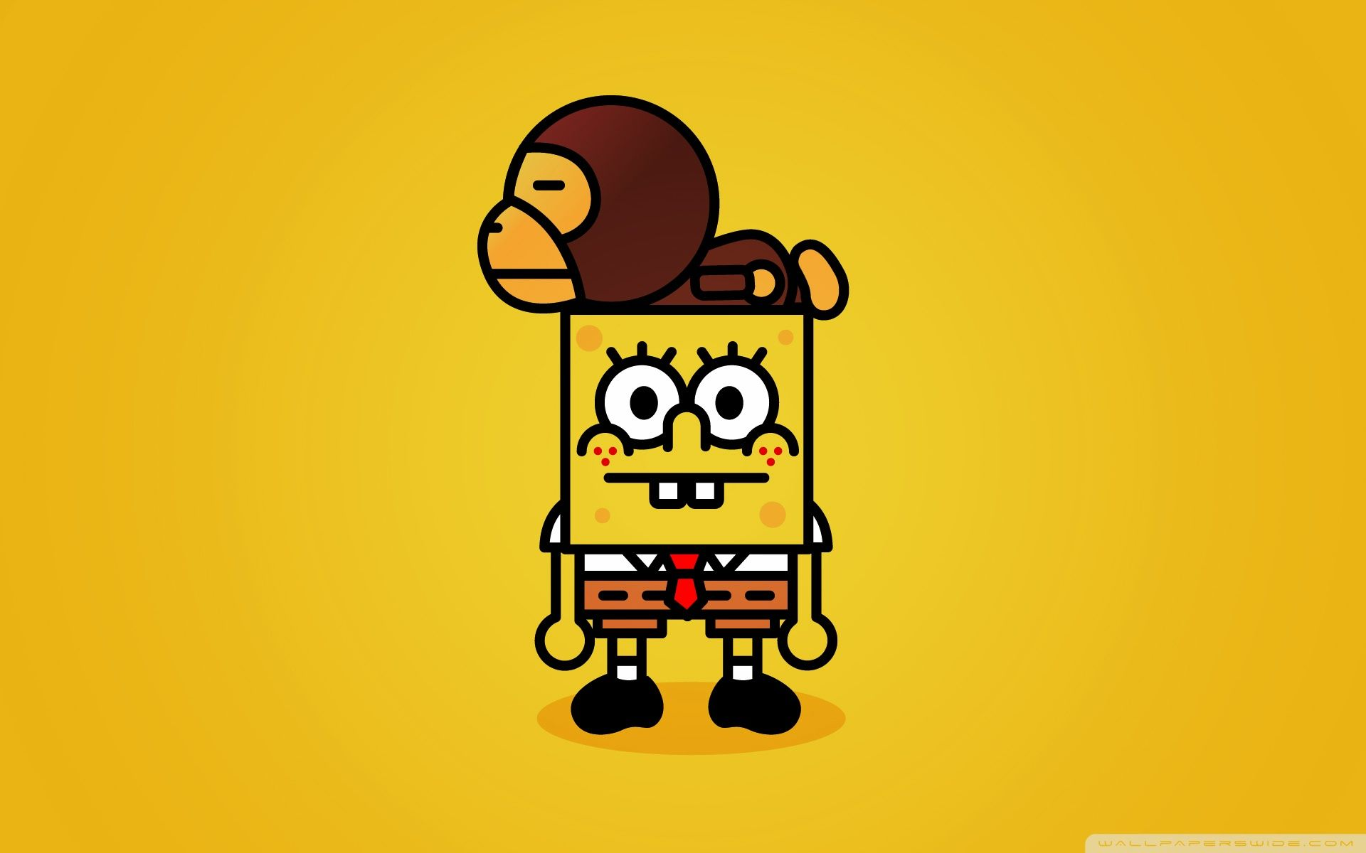 Spongebob Wallpaper - BDFjade