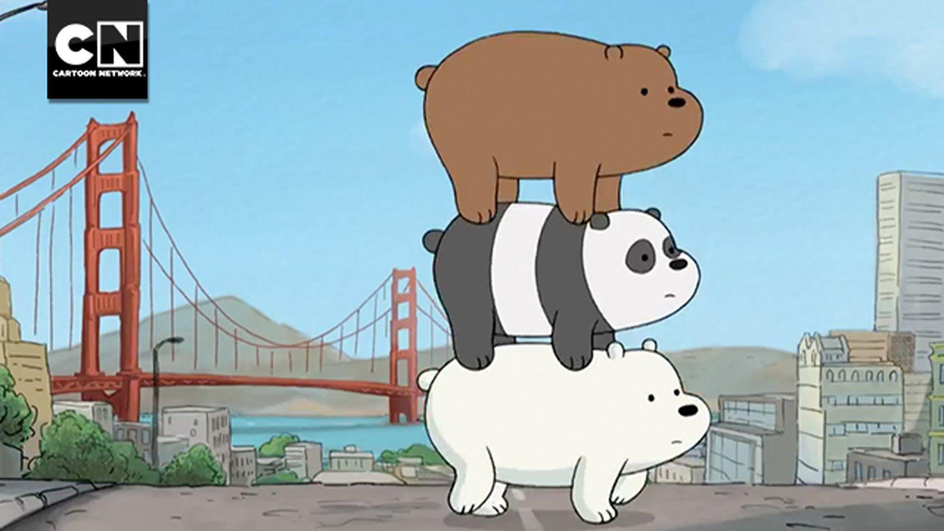 We Bare Bears Wallpapers Free Pictures On Greepx