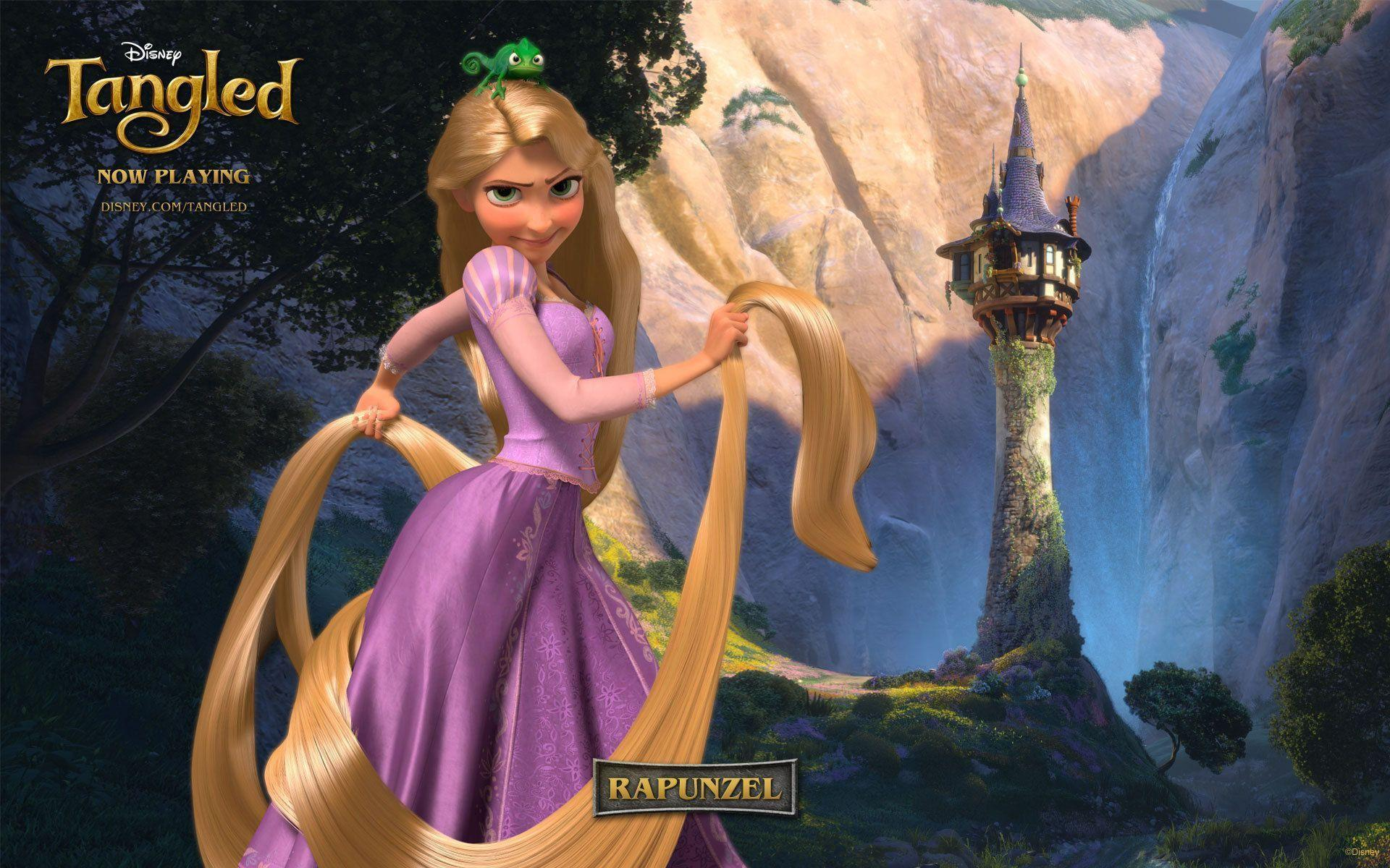 Rapunzel Wallpaper 2 - princess rapunzel Wallpaper (18184776) - Fanpop
