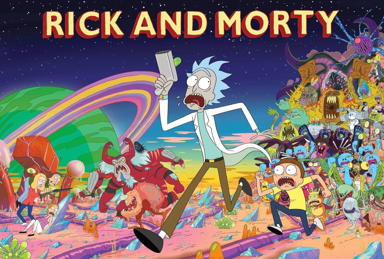176 Rick And Morty HD Wallpapers | Backgrounds - Wallpaper Abyss