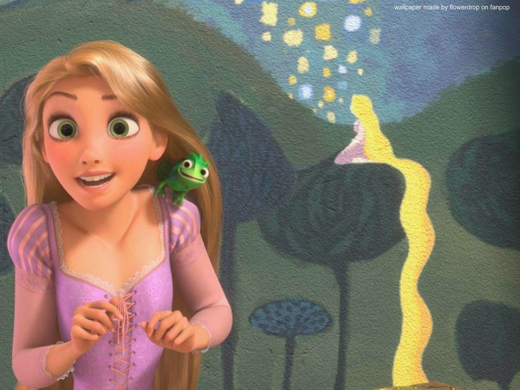 Rapunzel Wallpaper - Disney Princess Wallpaper (28959441) - Fanpop
