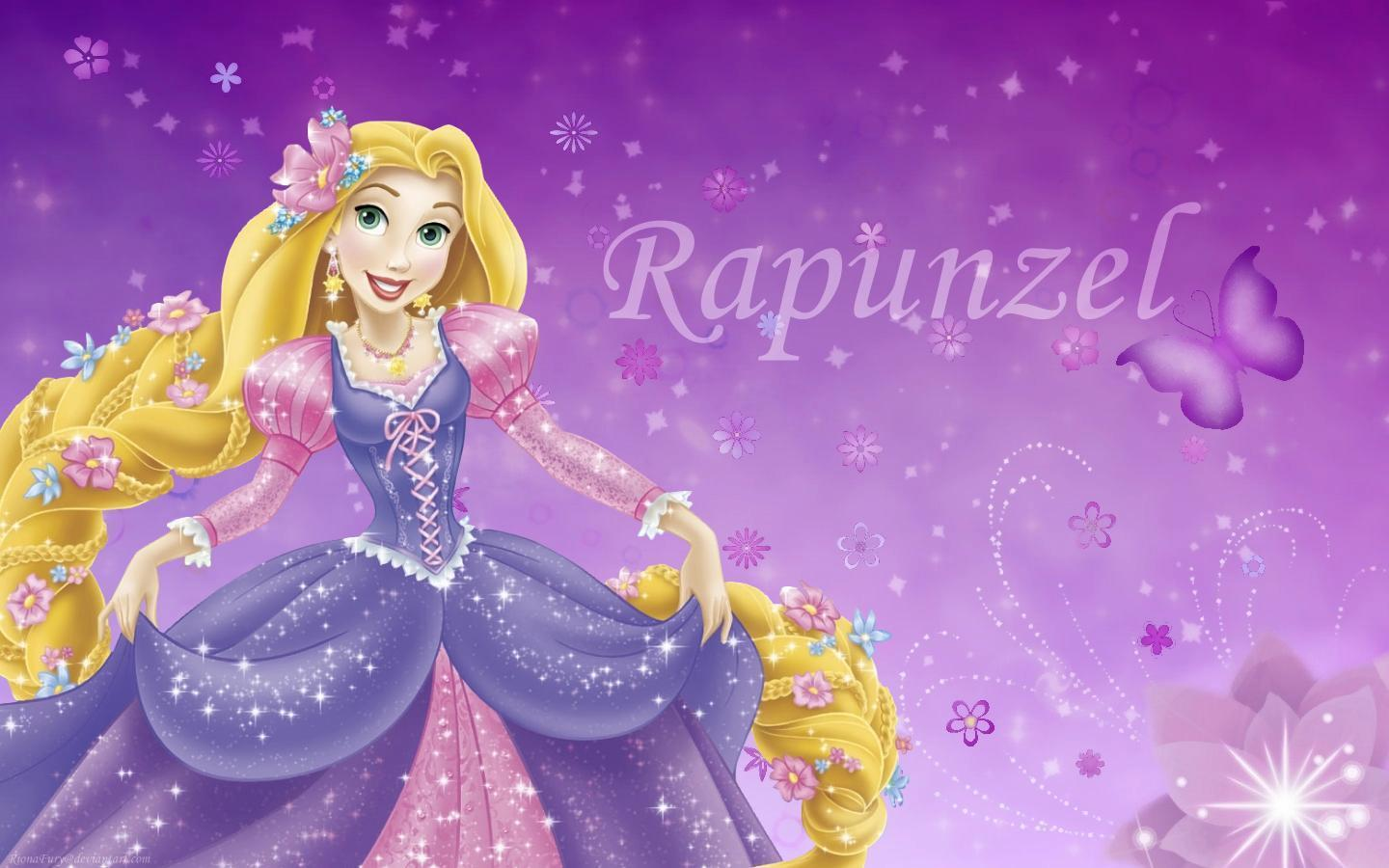 Disney Princess Rapunzel - Tangled Wallpaper (23744594) - Fanpop