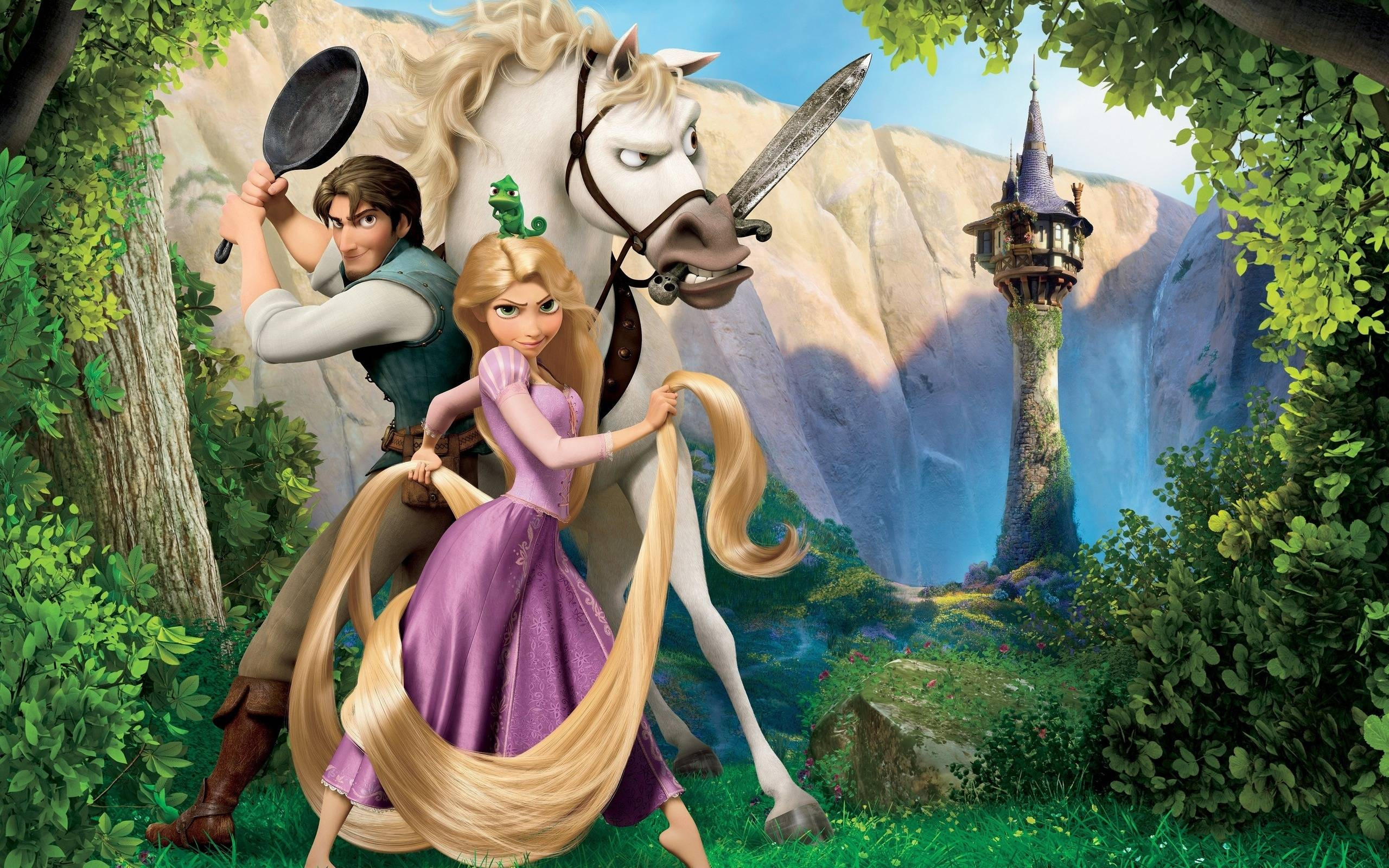 Rapunzel Wallpaper 36948 1920x1080 px ~ HDWallSource.