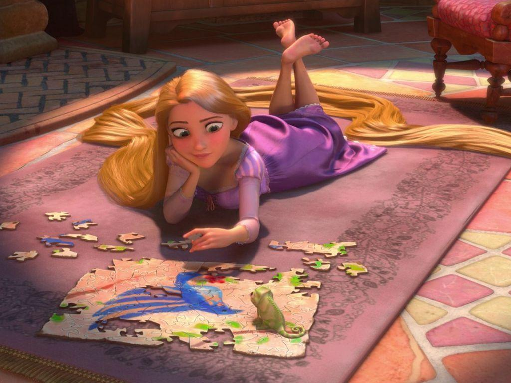 Rapunzel Wallpaper - Disney Princess Wallpaper (28960134) - Fanpop
