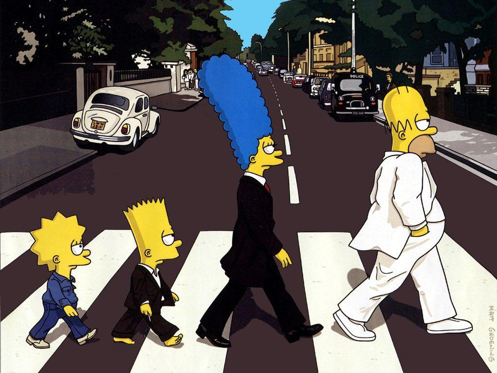 385 The Simpsons HD Wallpapers | Backgrounds - Wallpaper Abyss