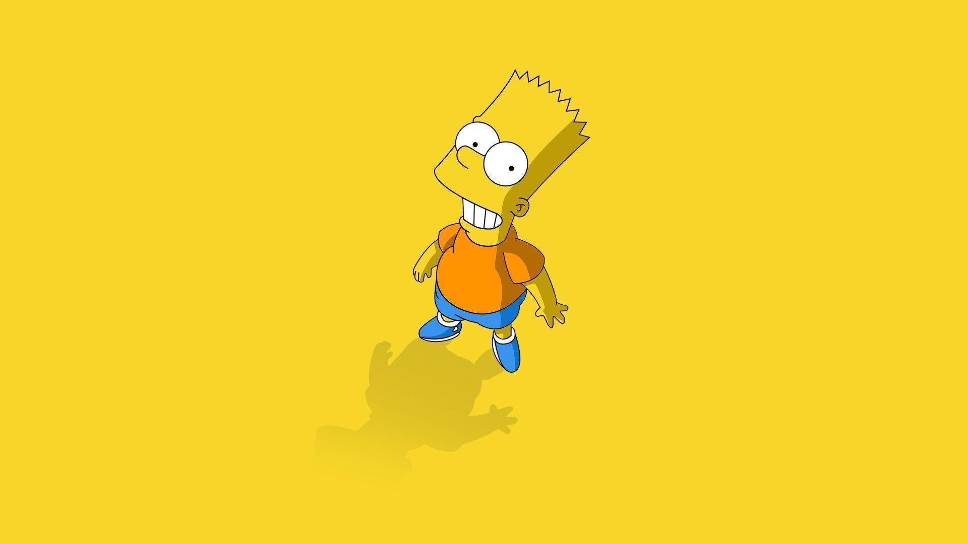 The Simpsons Wallpaper Bart - wallpaper.