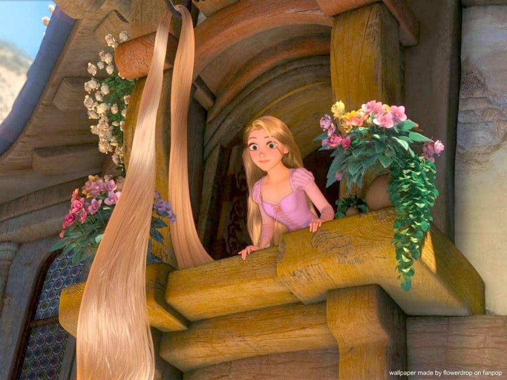 Rapunzel Wallpaper - Disney Princess Wallpaper (28959691) - Fanpop