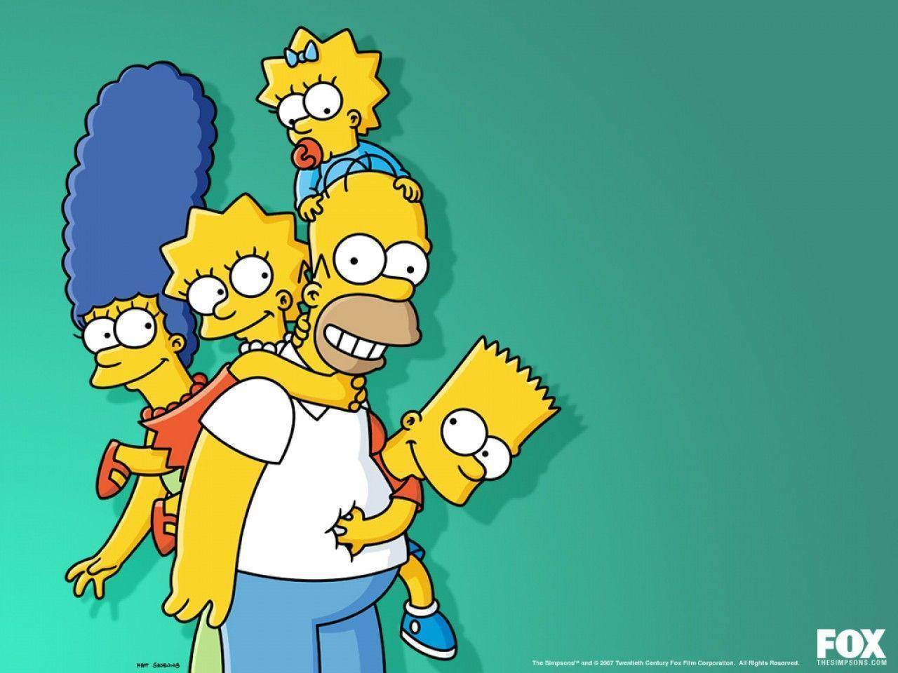 the simpsons Computer Wallpapers, Desktop Backgrounds | 1280x960 ...