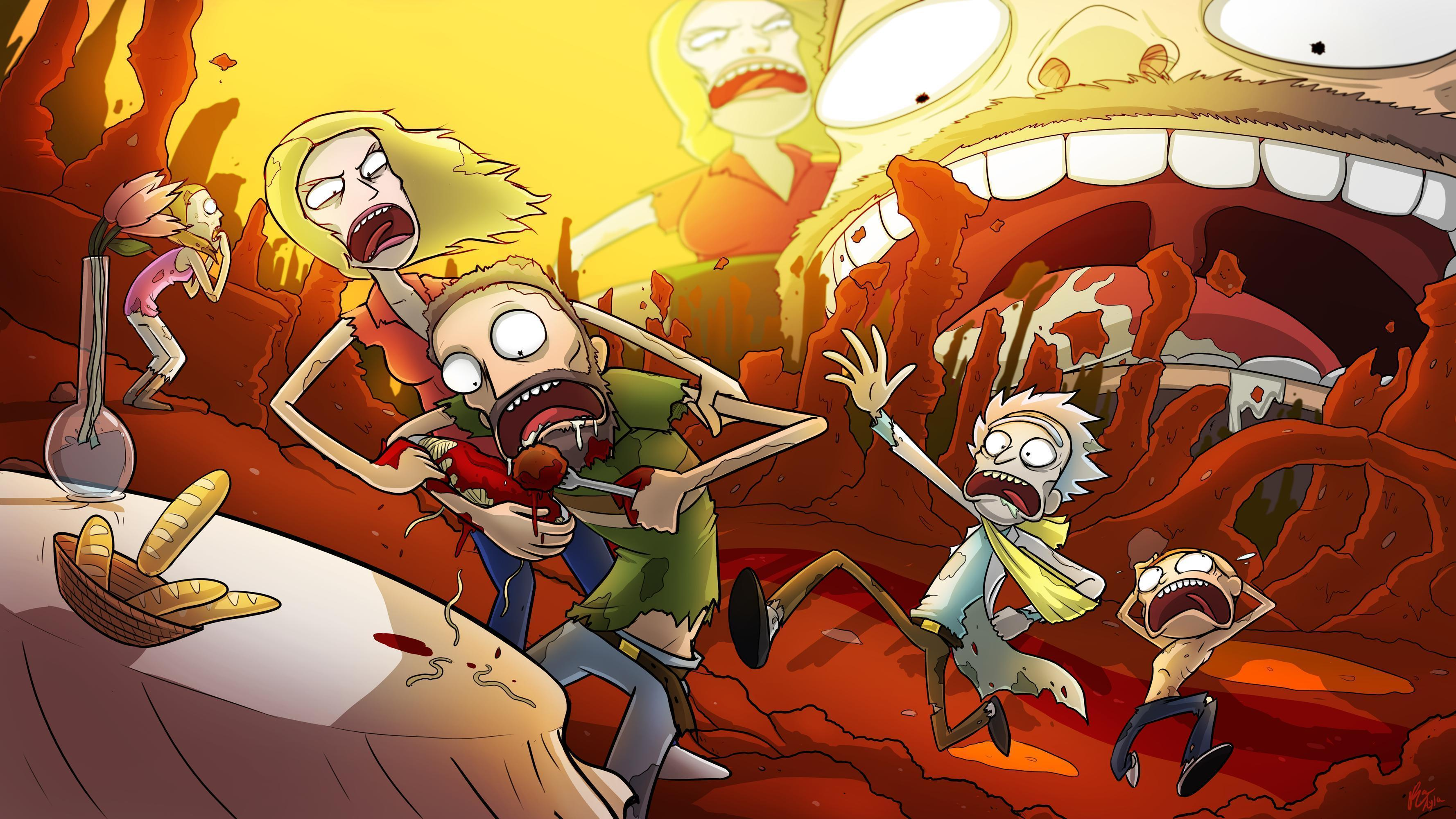 Rick and Morty Wallpaper dump - Album on Imgur