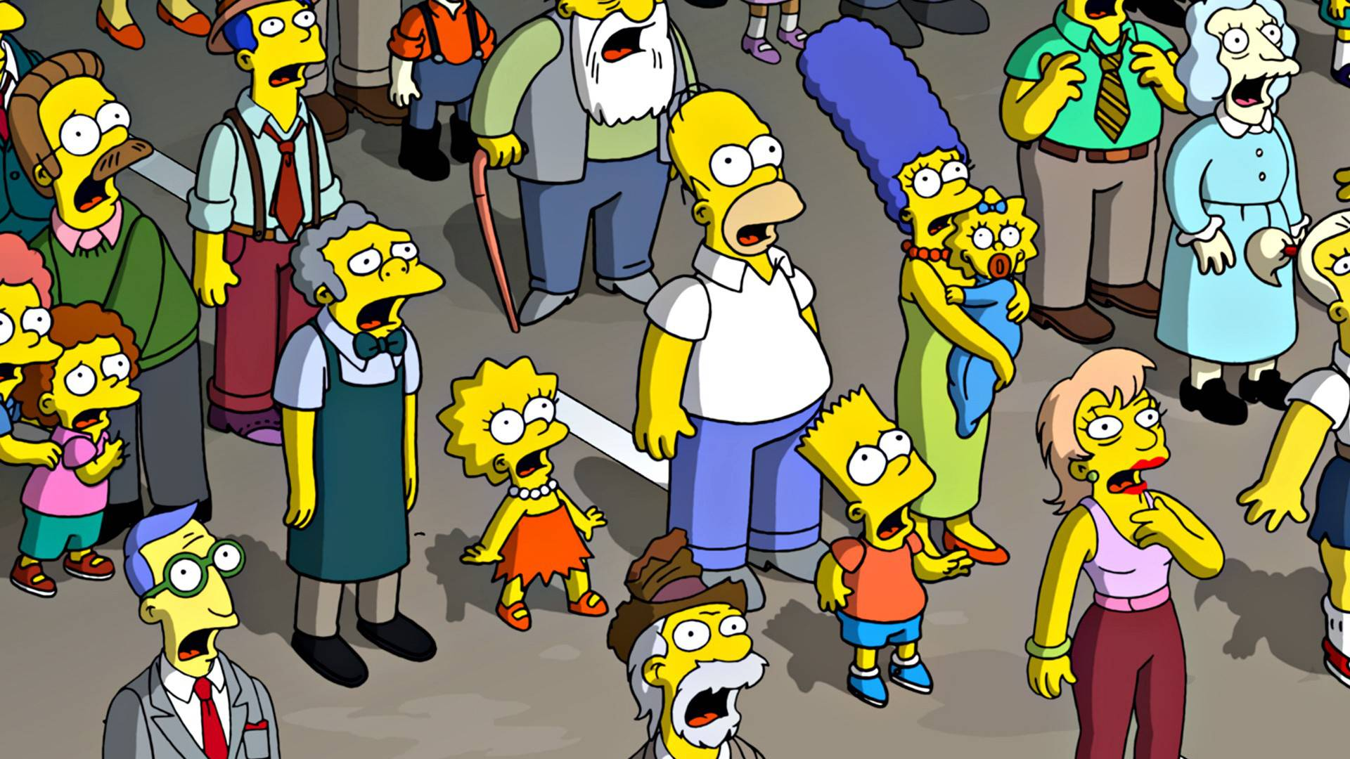Simpsons Wallpapers HD | HD Wallpapers, Backgrounds, Images, Art ...