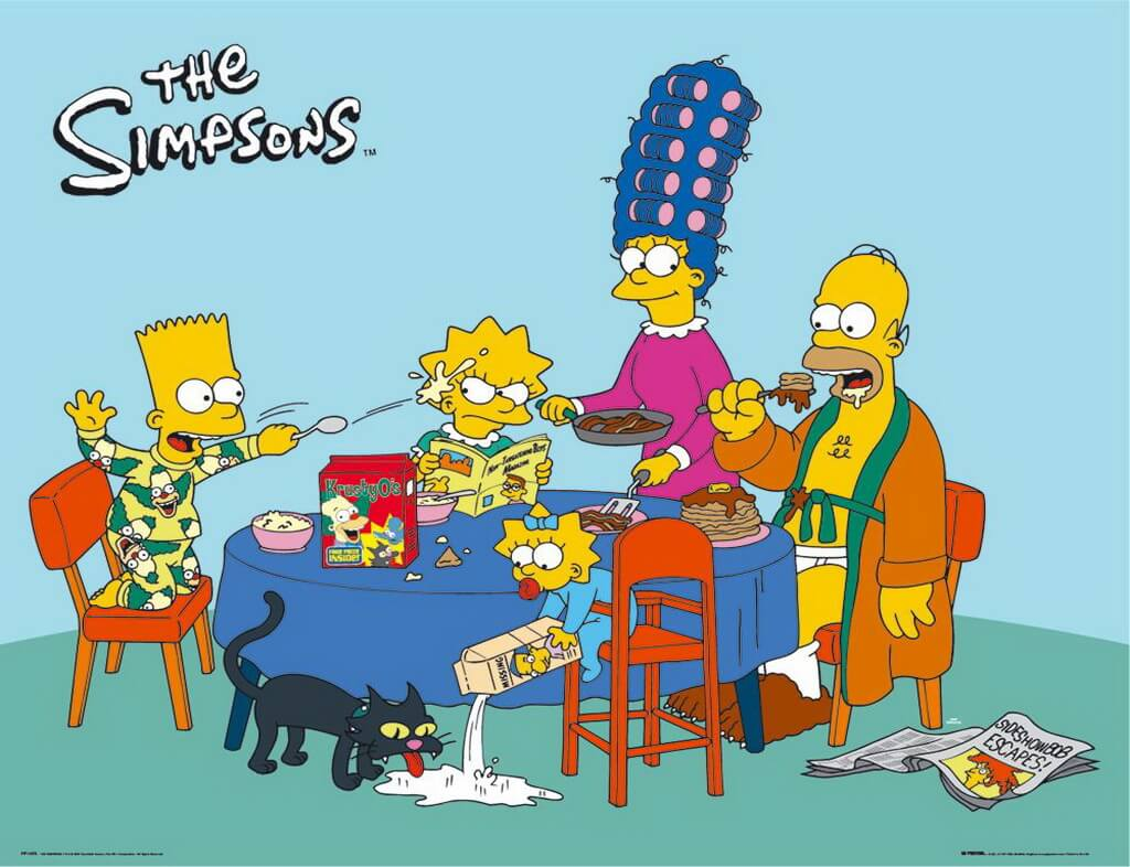 The Simpsons Wallpaper For Ipad Mini | HD4Wallpaper.net