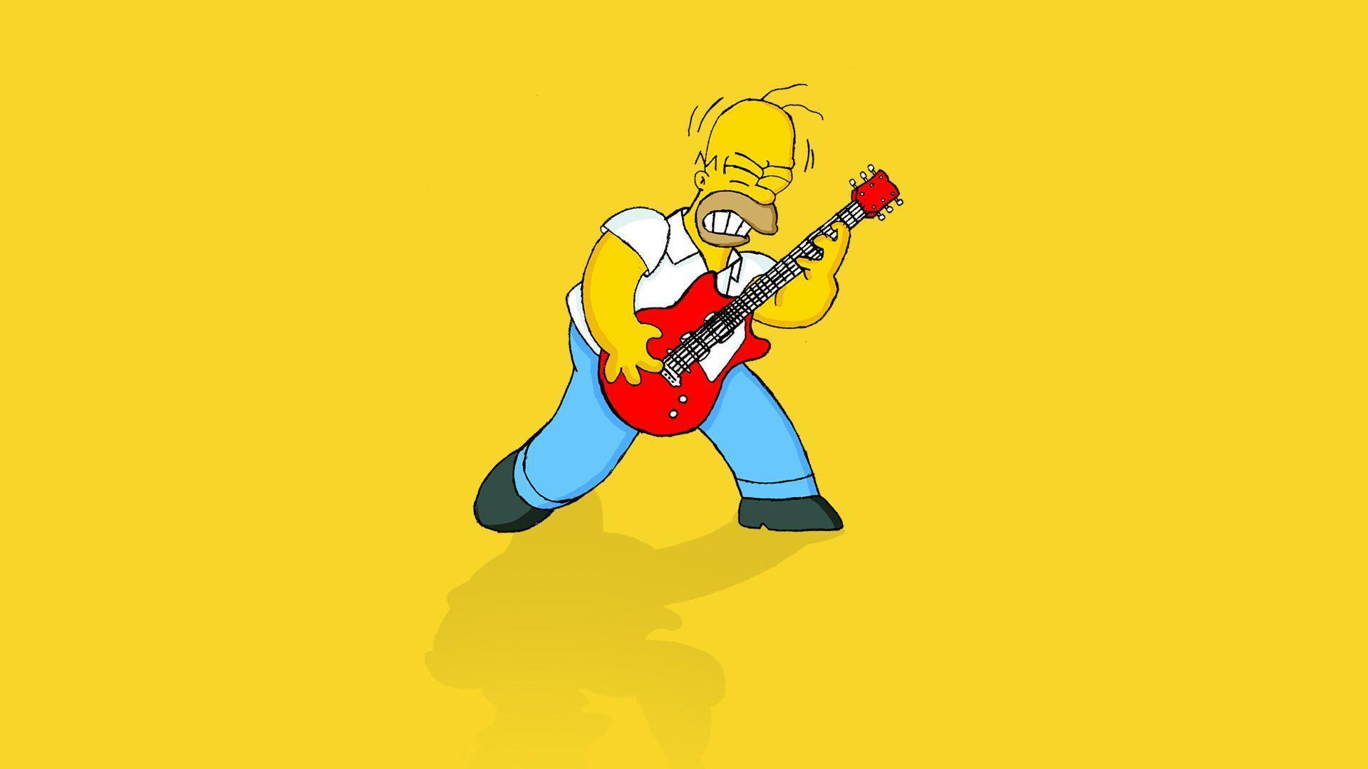 The Simpsons Phone Wallpapers Group (37+)