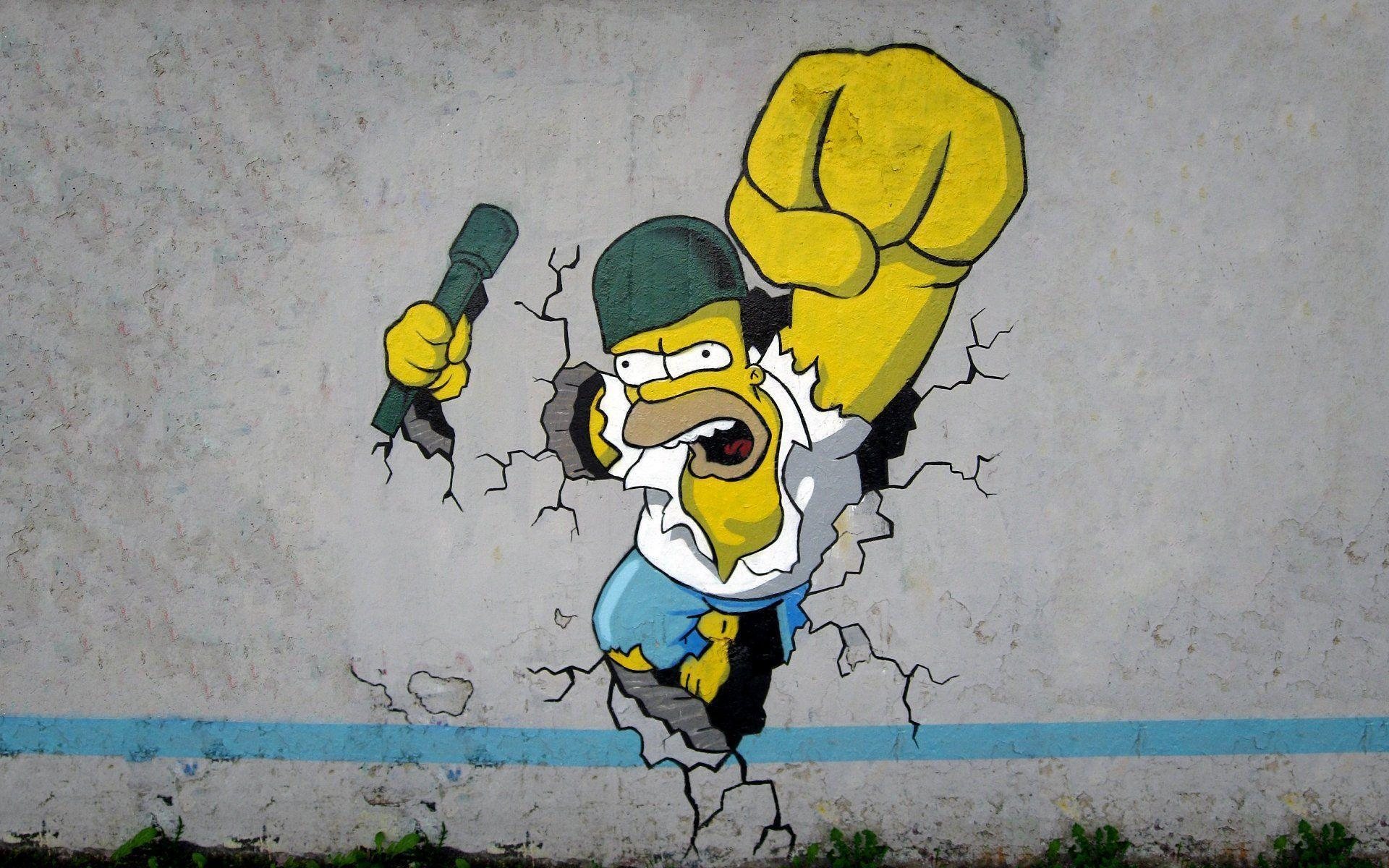 simpsons wallpapers | WallpaperUP