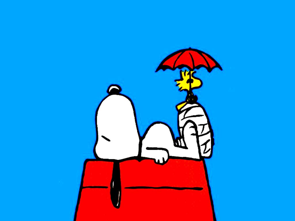 Snoopy wallpaper - Snoopy Wallpaper (33124733) - Fanpop