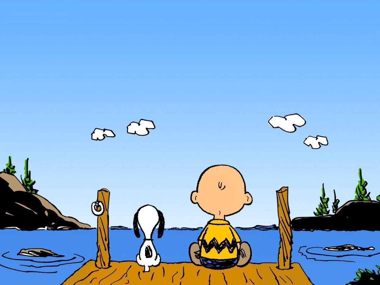 Download Snoopy Charlie Wallpaper 1280x960 | Wallpoper #274817