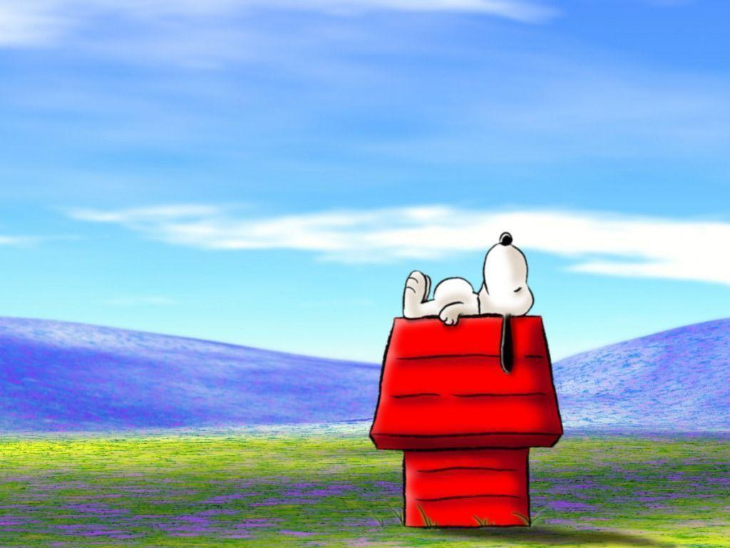 Snoopy wallpaper - Snoopy Wallpaper (33124418) - Fanpop