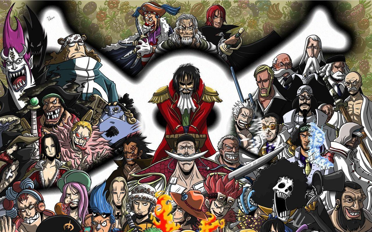 462 One Piece Wallpapers   One Piece Backgrounds
