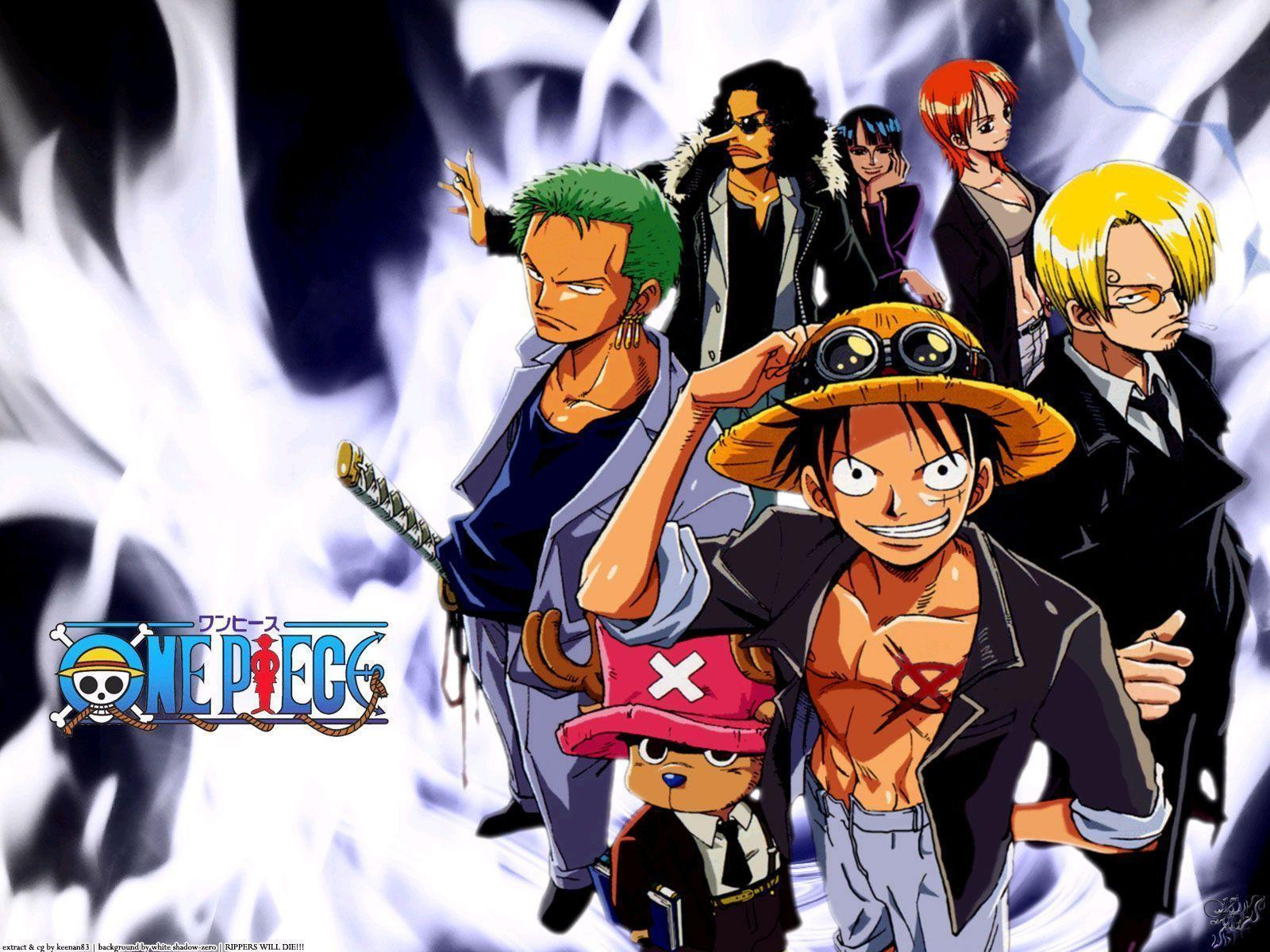 One Piece Wallpaper Widescreen | Free Wallpaper