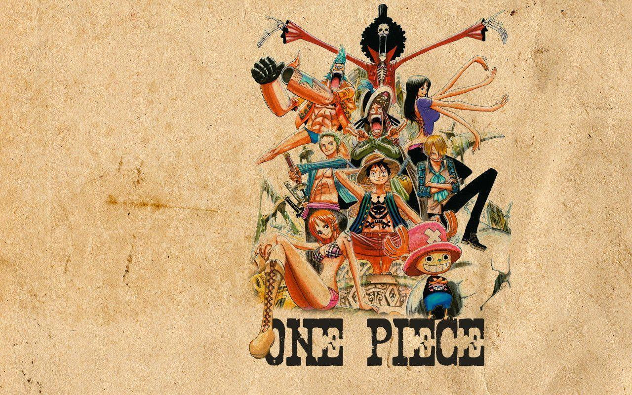 3d wallpapers: One Piece Wallpaper