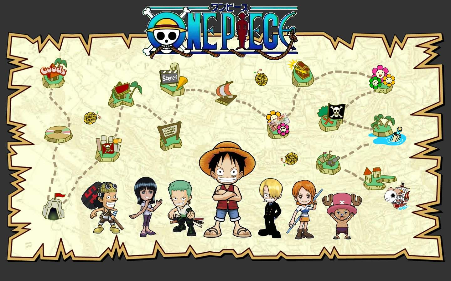 One Piece Chibi HD Images | Download High Quality Resolution ...