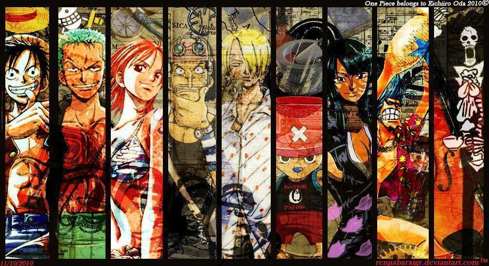 Incredible One Piece Grand Wallpaper By Renjiabaraigr Dshx ...