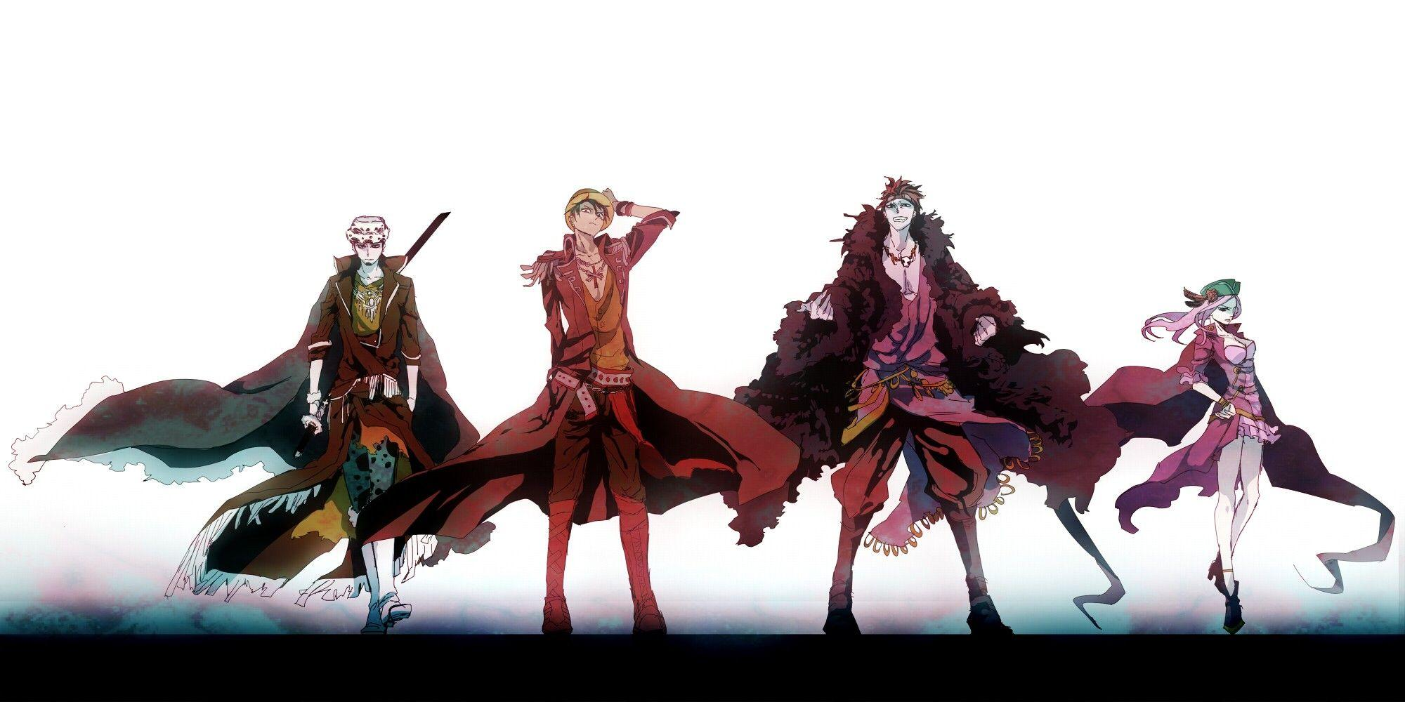 462 One Piece Wallpapers   One Piece Backgrounds Page 9