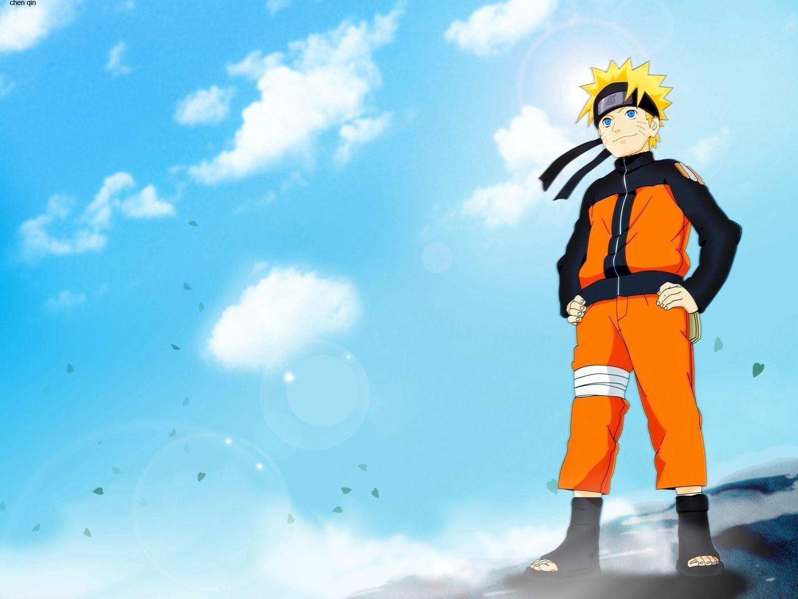 Naruto Wallpaper HD 46 Backgrounds | Wallruru.