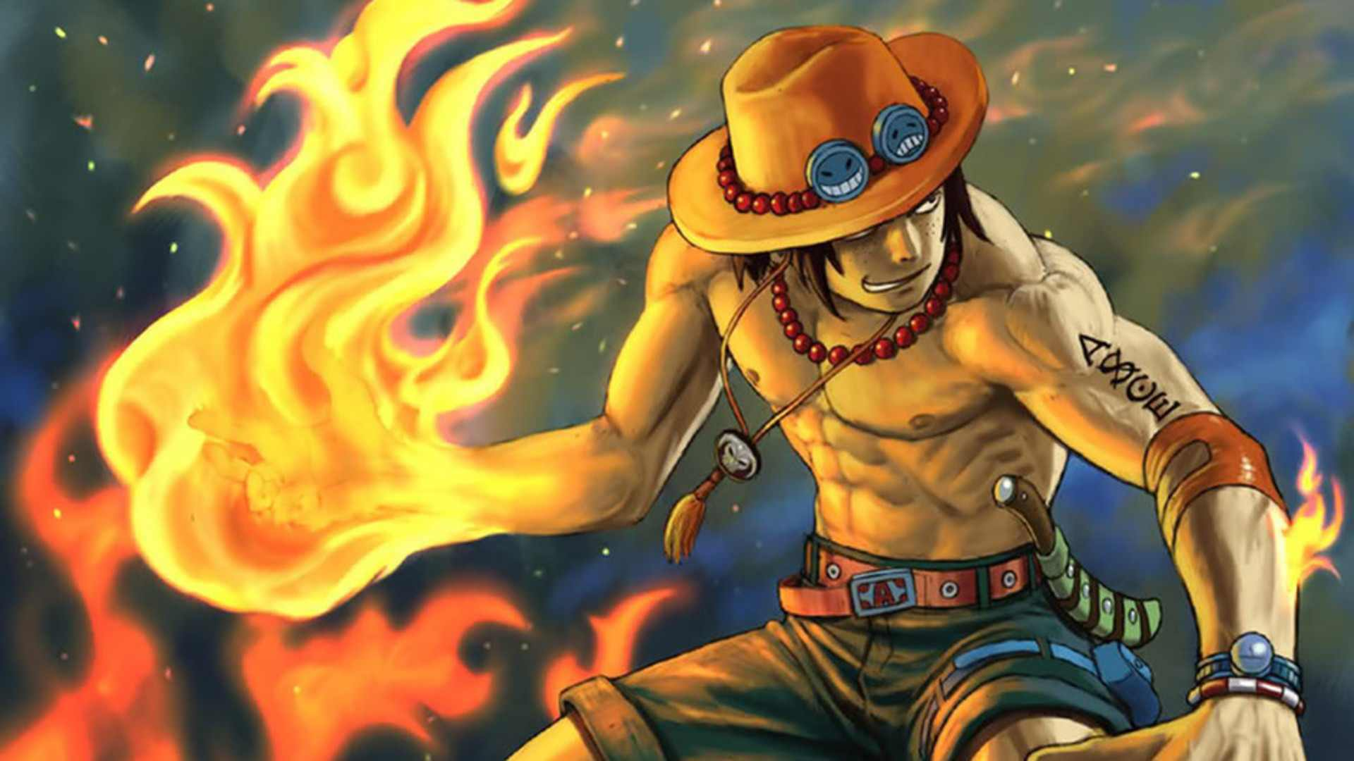 One Piece Luffy Gear Second HD Picture Wallpaper - HD Wallpapers ...