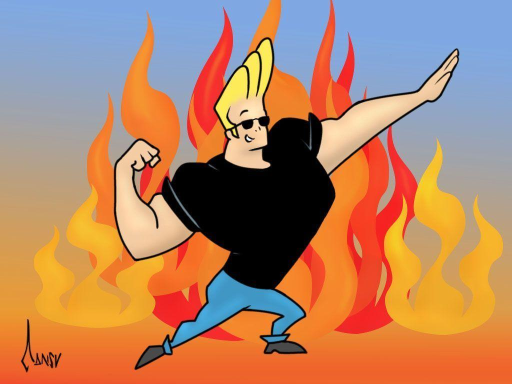 johnny bravo wallpaper by freevil | WallPaper Glow