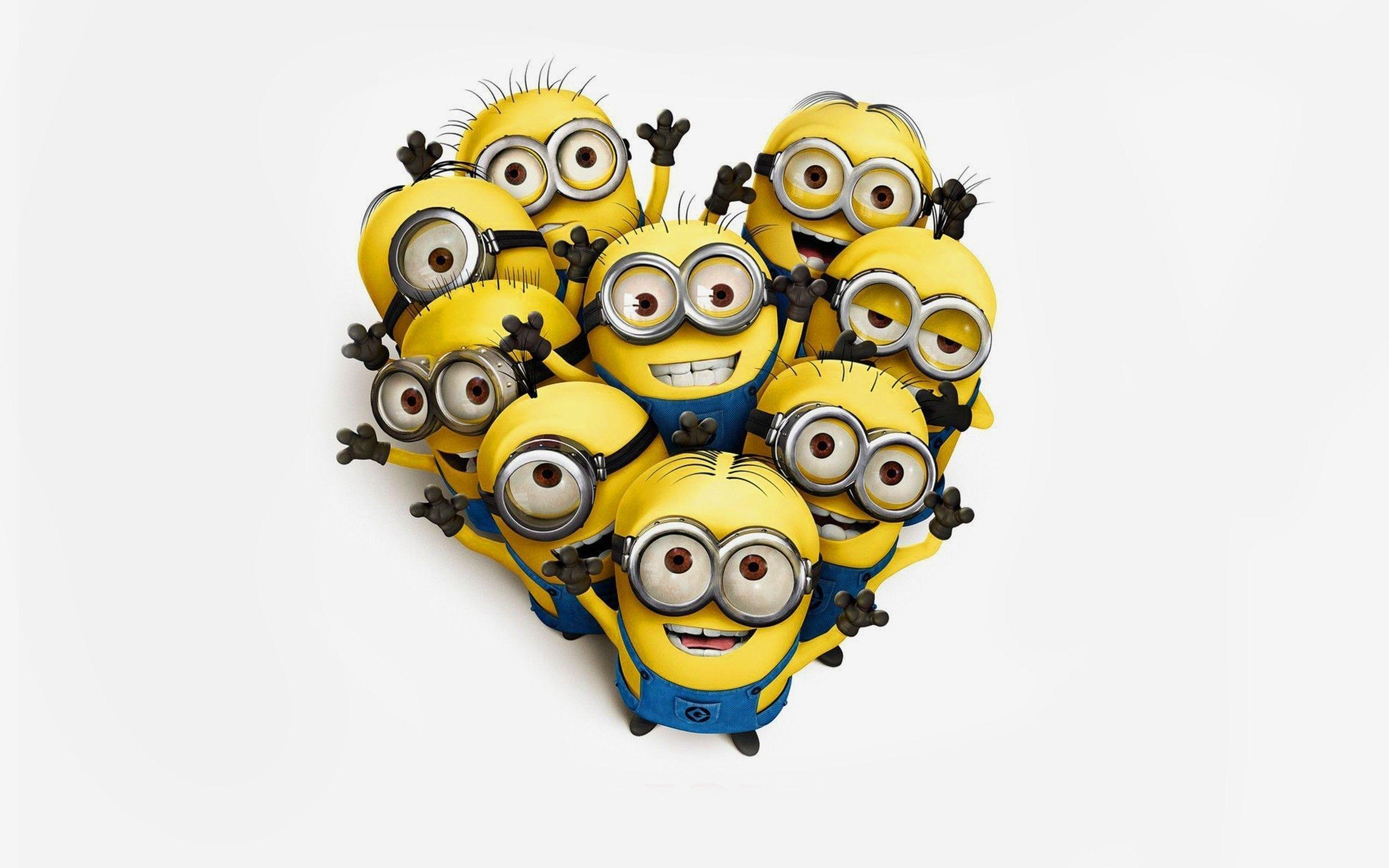I Love Minion Wallpaper #6143