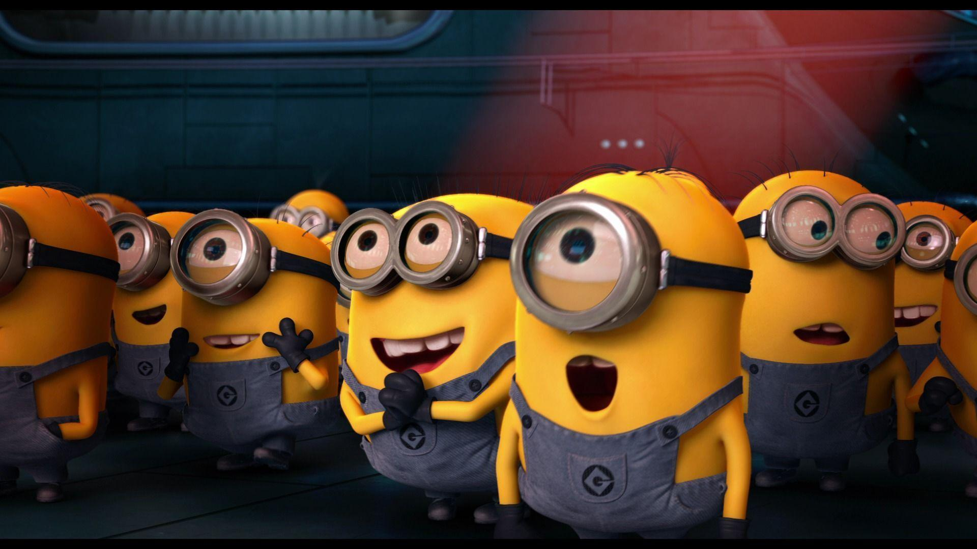 Despicable Me - Minions Wallpaper #