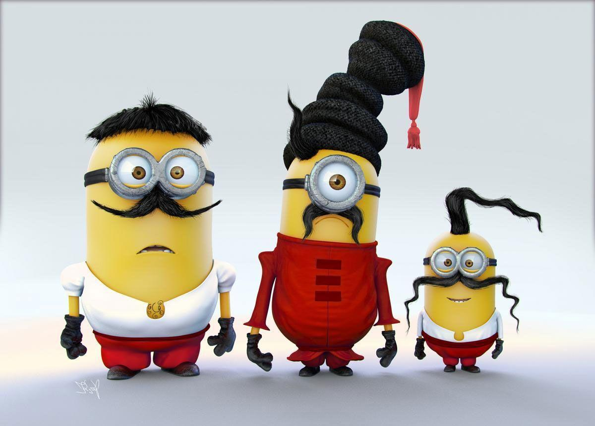 35+ Minions Despicable Me 2 Wallpapers & Desktop Backgrounds