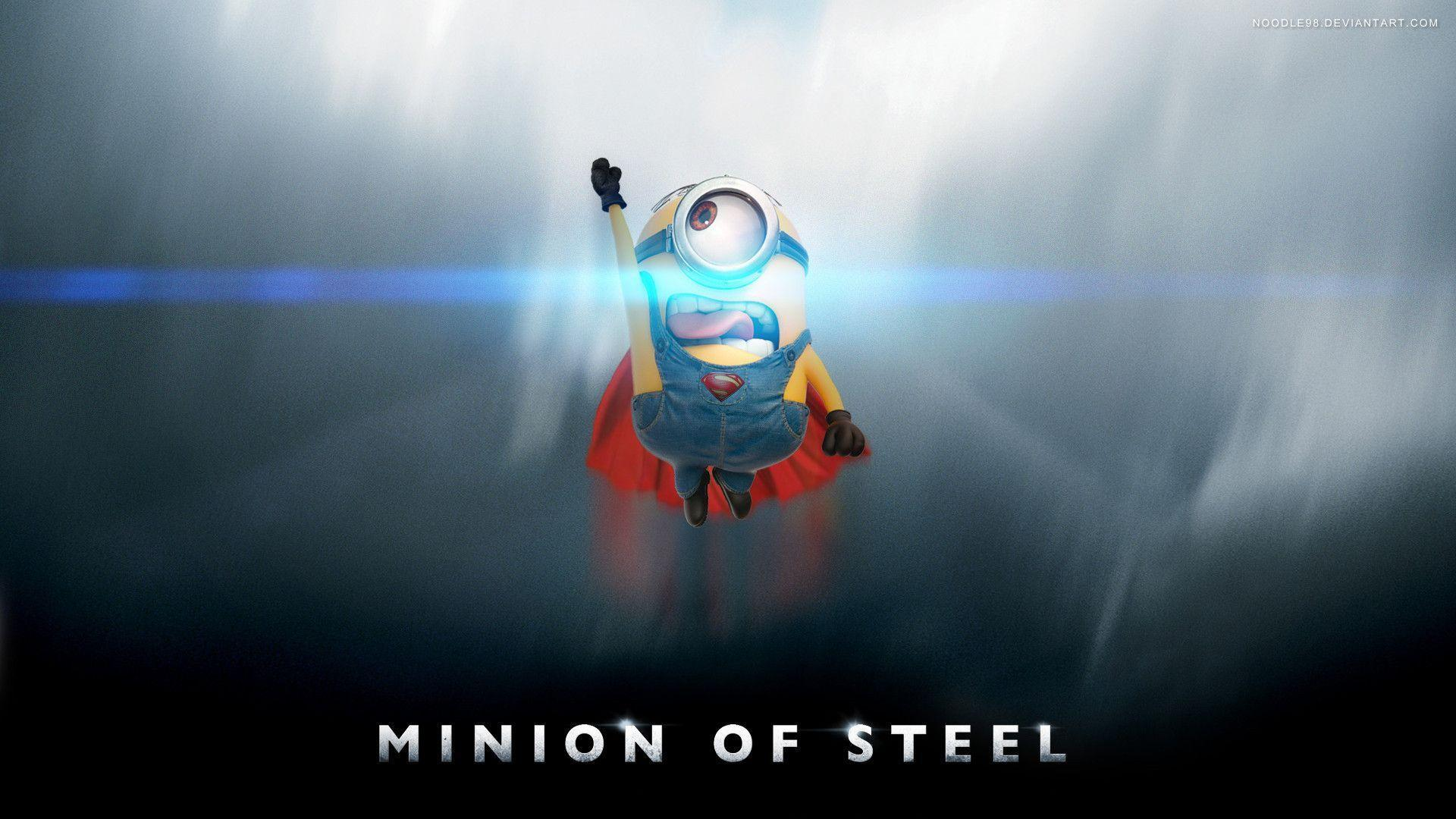 10 Minions Desktop Wallpapers