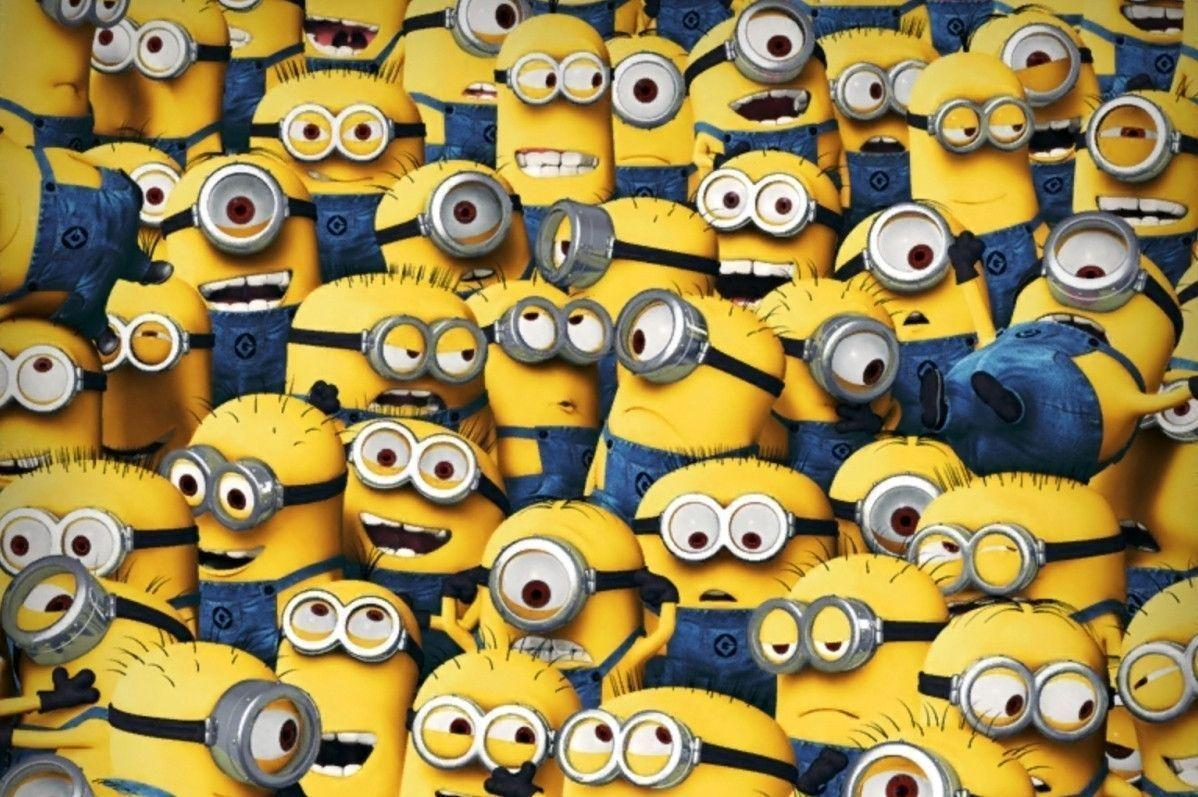 Despicable Me 2 Minions Wallpaper 13175 High Resolution | HD ...