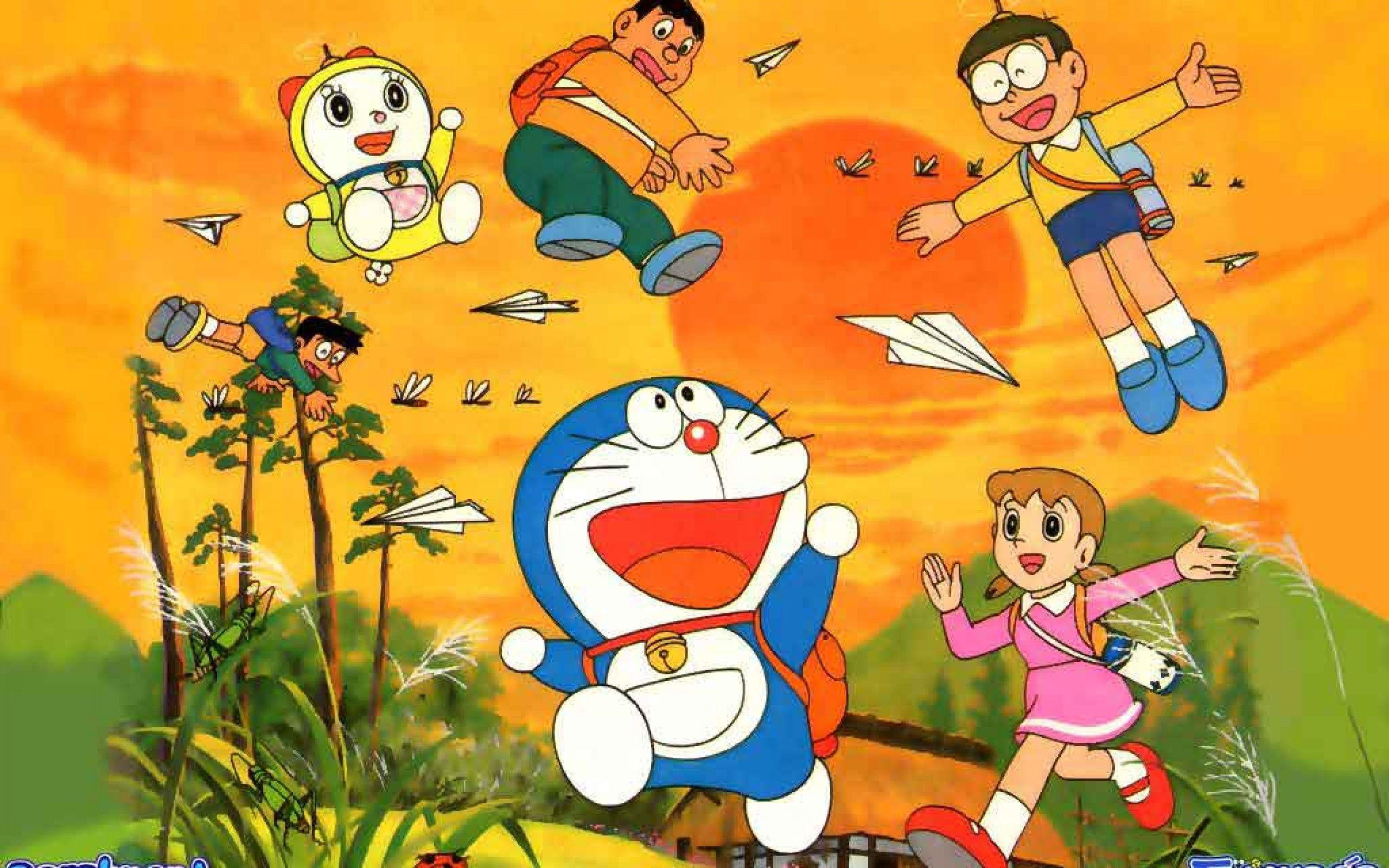 Doraemon And Nobita Best Wallpaper For Dekstop | ardiwallpaper.