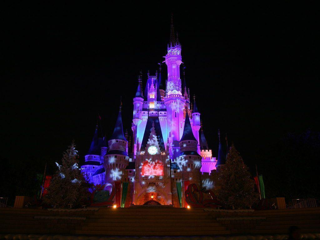 Disney castle Wallpapers - HD Wallpapers 16951