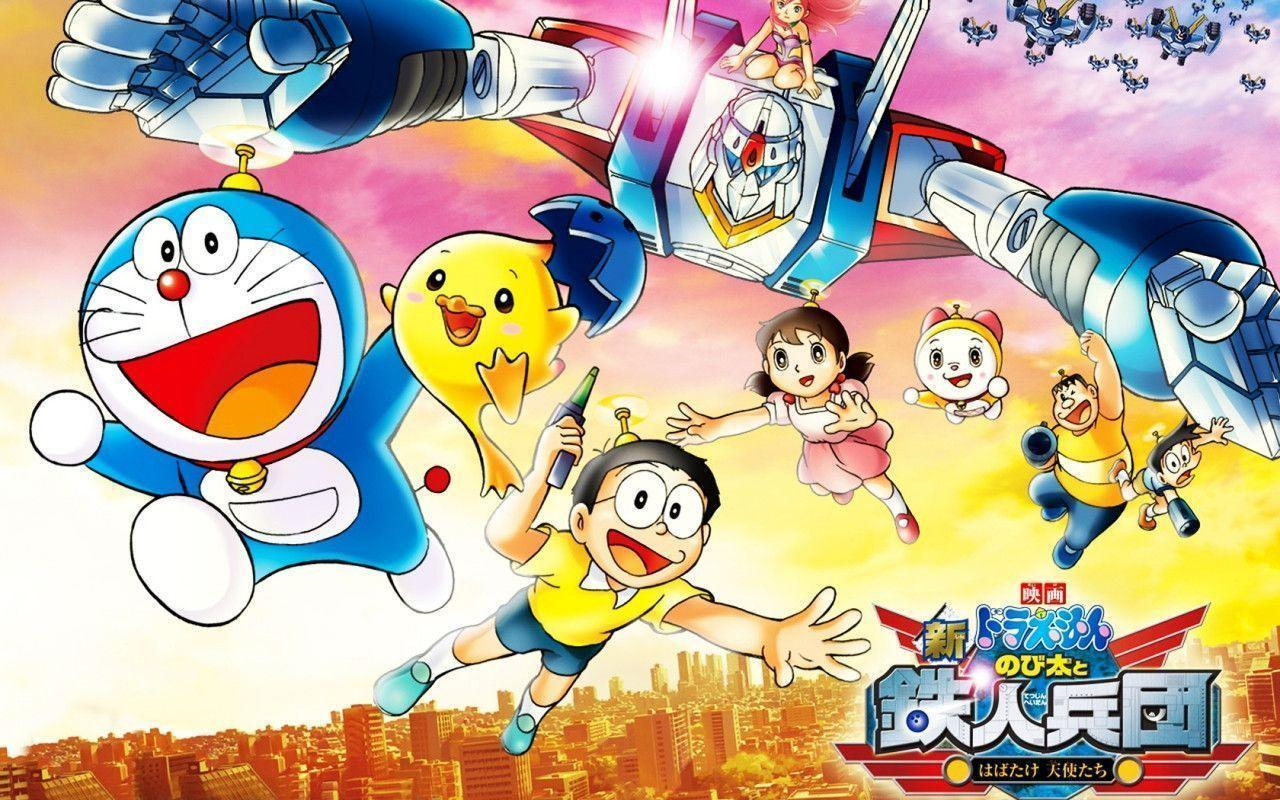 Doraemon Wallpaper #4569 Wallpaper | Viewallpaper.