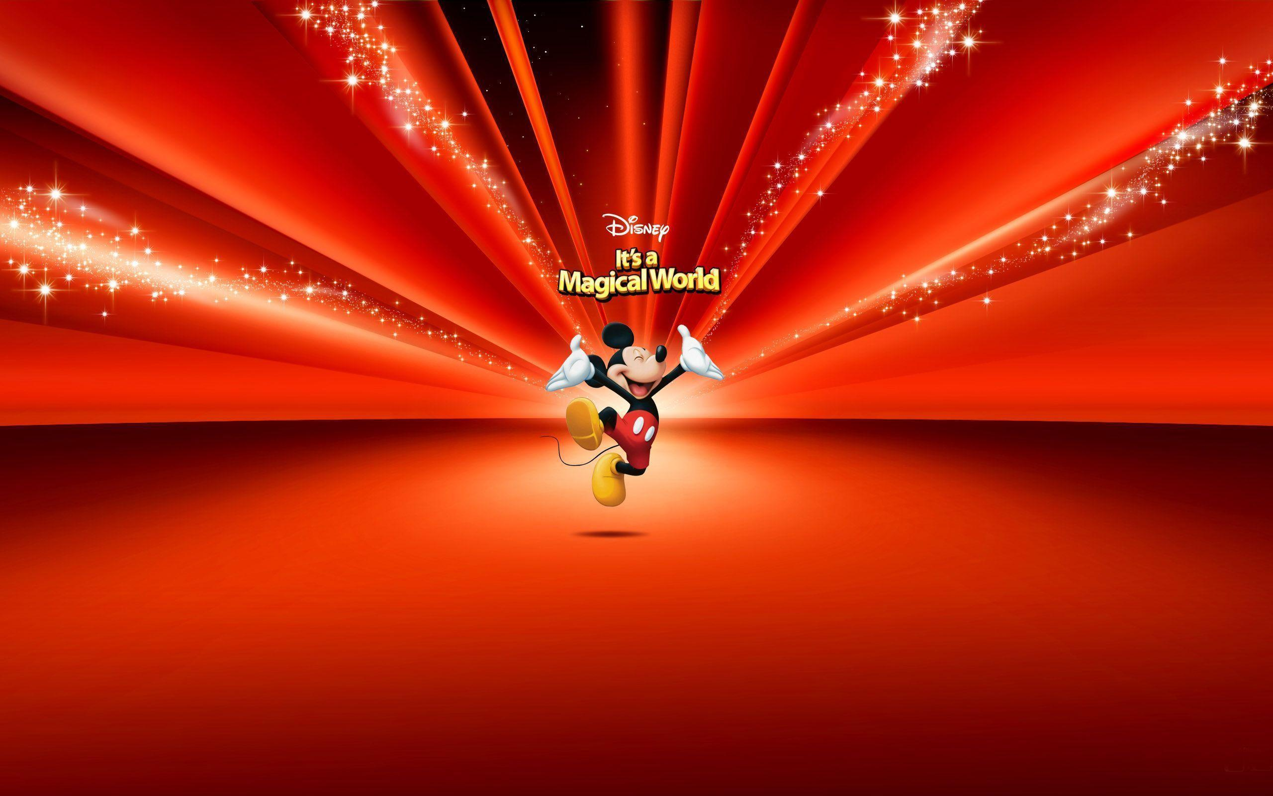 Disney Mickey Mouse World - Cartoon Wallpapers