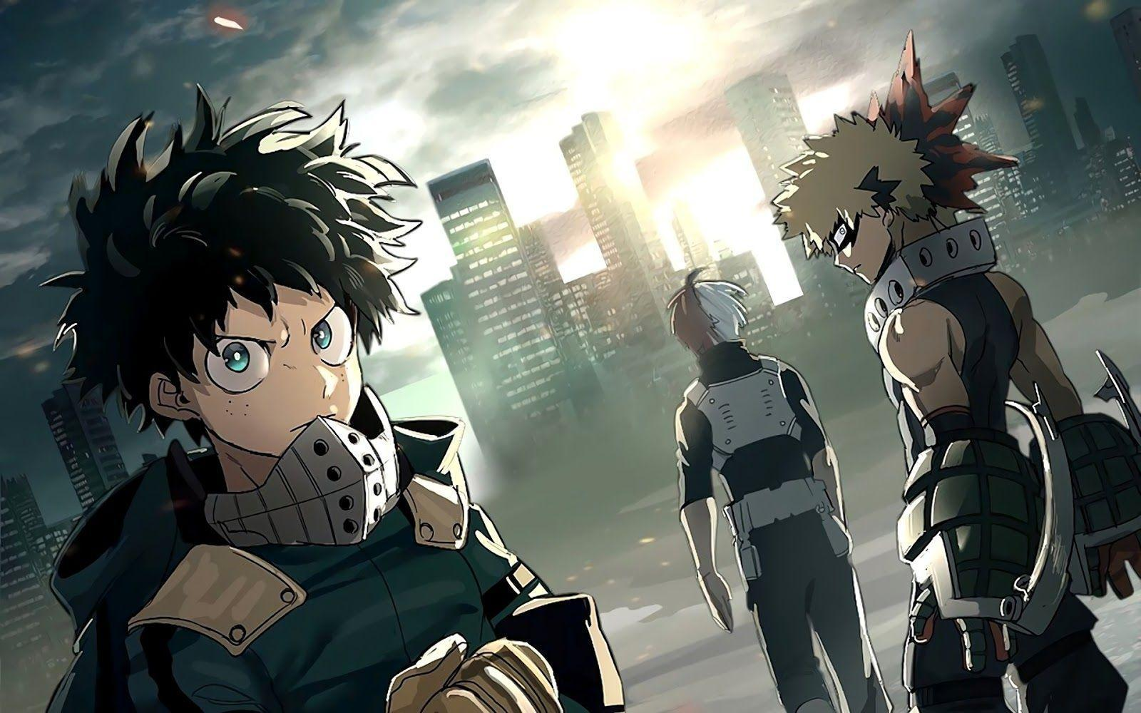 boku no hero academia wallpaper images (7) - HD Wallpapers Buzz