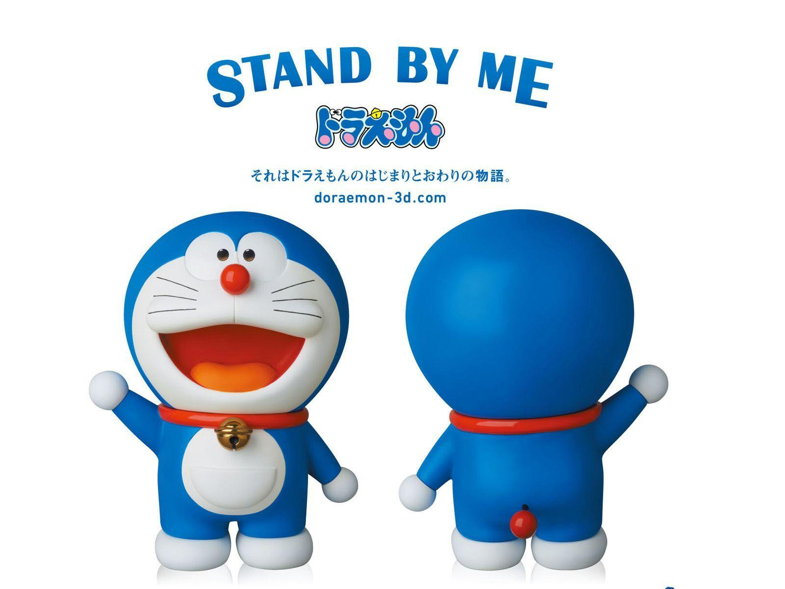 Stand By Me Doraemon 3D Movie HD Wallpaper Download Wallpaper from ...