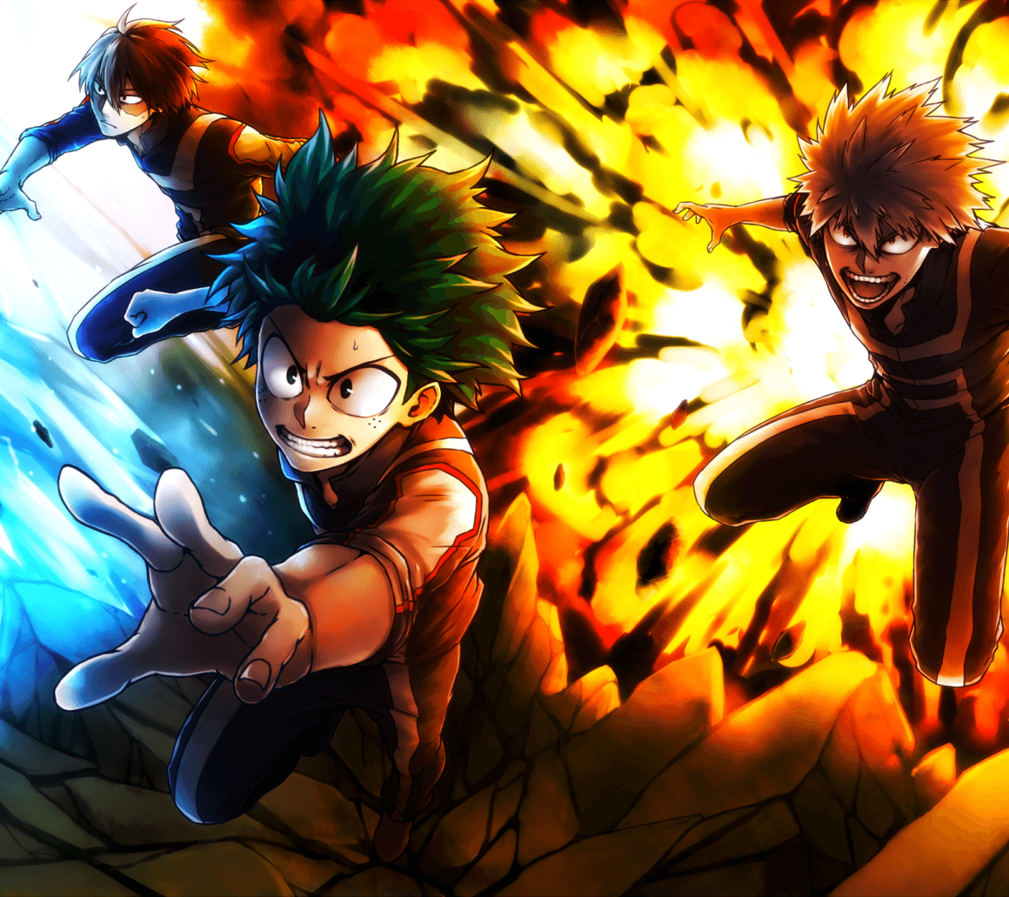 1440x1280 - Anime/Boku No Hero Academia - Wallpaper ID: 626952