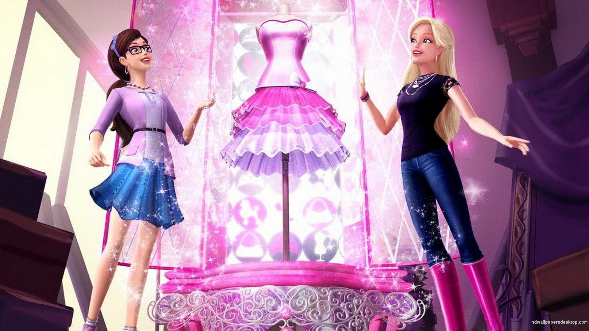 Barbie Wallpaper - MixHD wallpapers