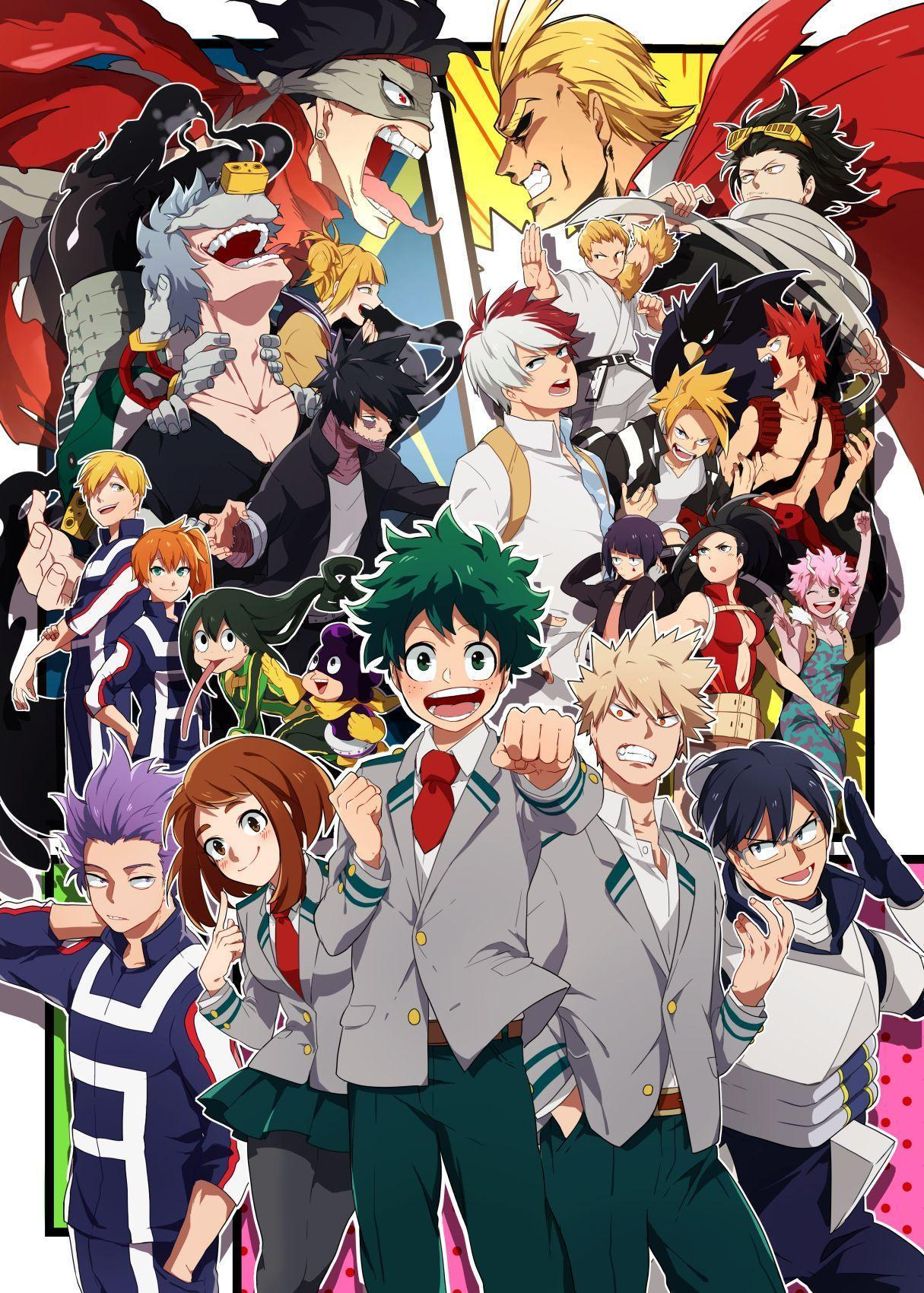 boku no hero academia wallpaper images (28) - HD Wallpapers Buzz