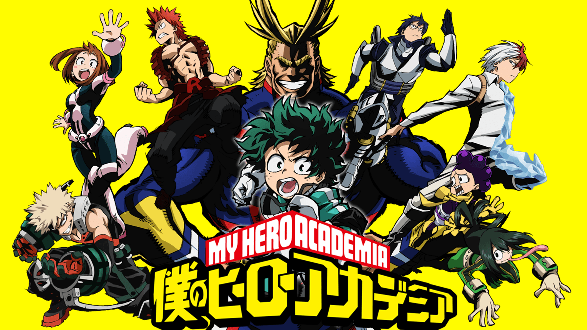 my hero academia wallpaper | wallpapers | Pinterest | Wallpapers ...