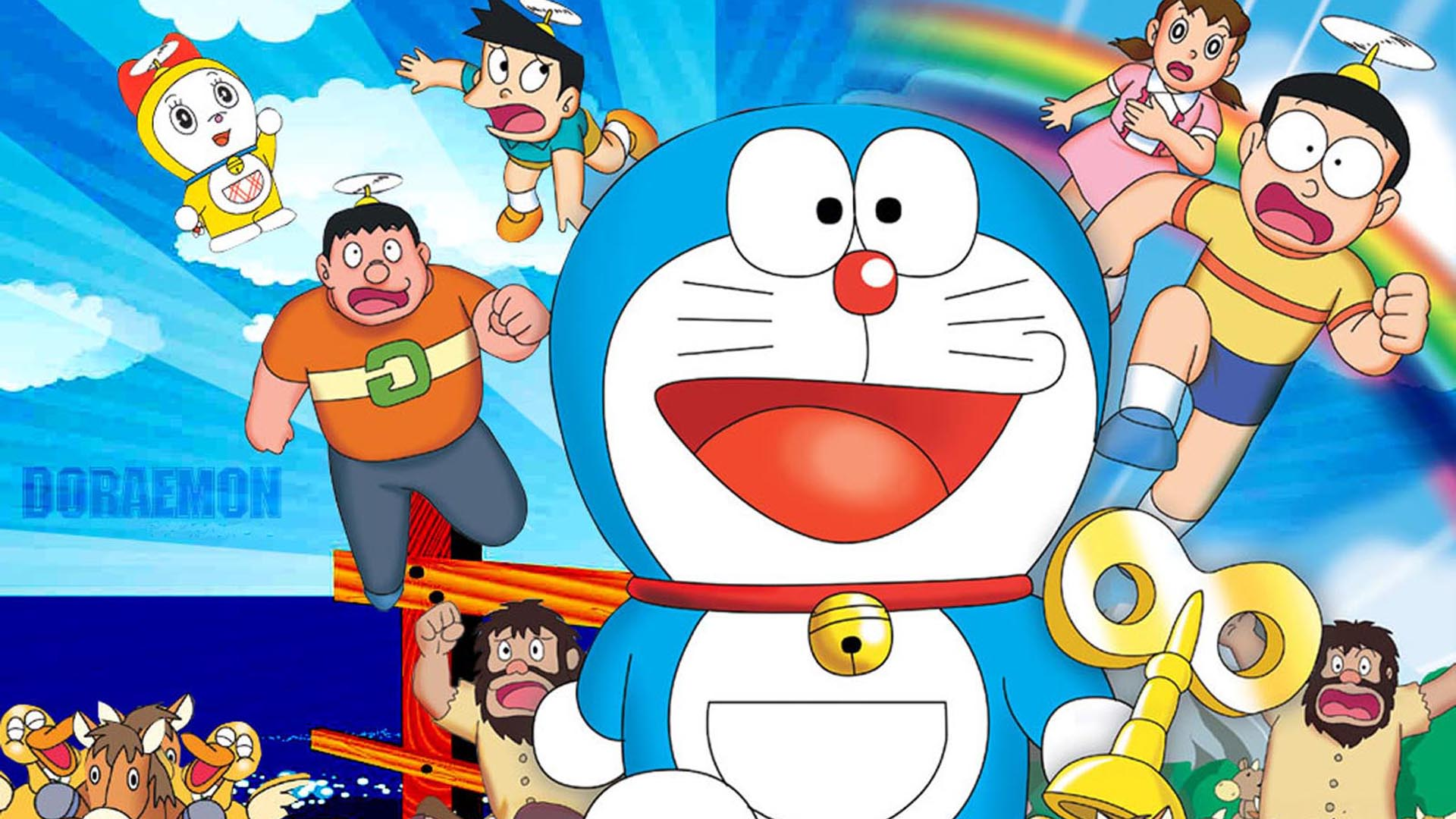 Download Doraemon Wallpaper (11) | Wallz Hut