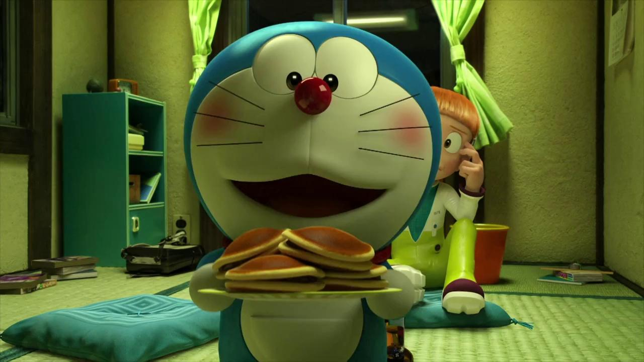 Doraemon Stand By Me 3D High Definition Picture Desktop ...