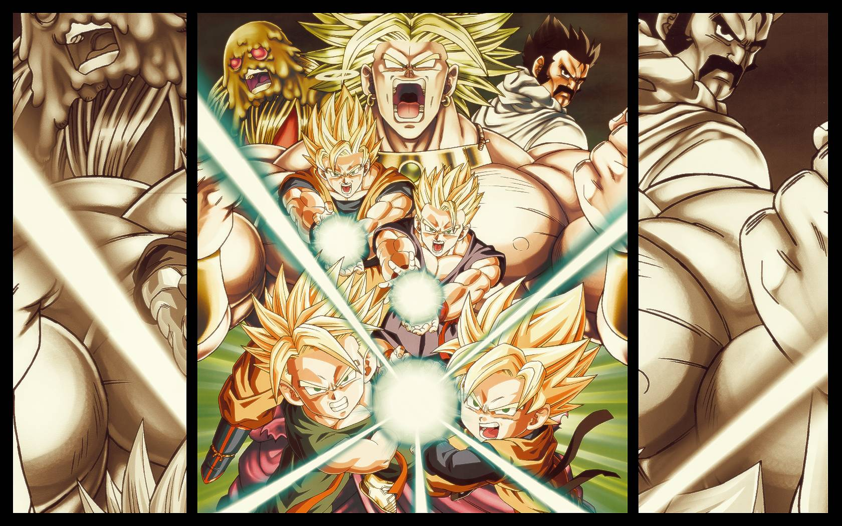Dragon Ball Z Hd Wallpapers Free Pictures On Greepx