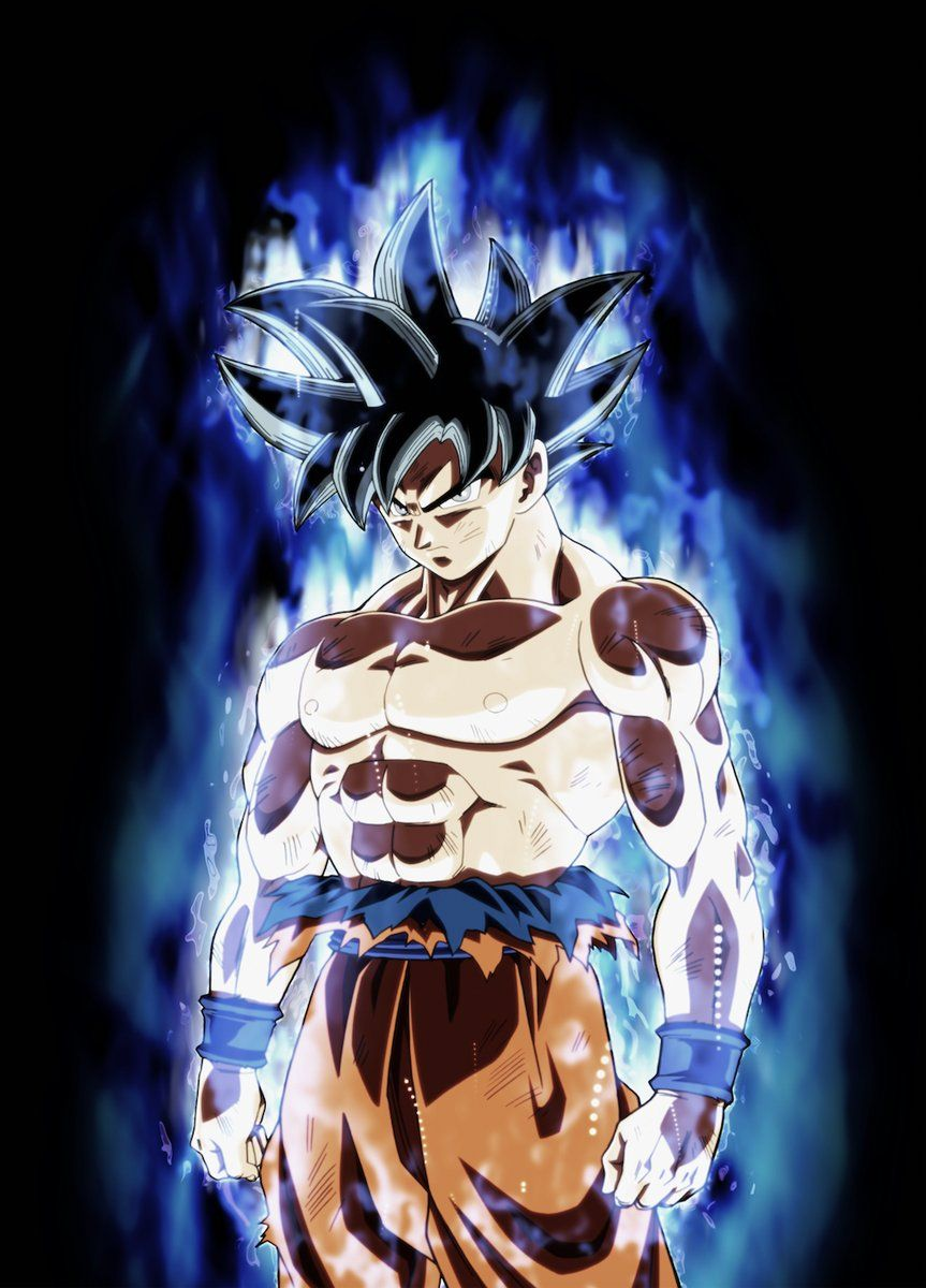 Goku Ultra Instinct Wallpapers Free Pictures On Greepx